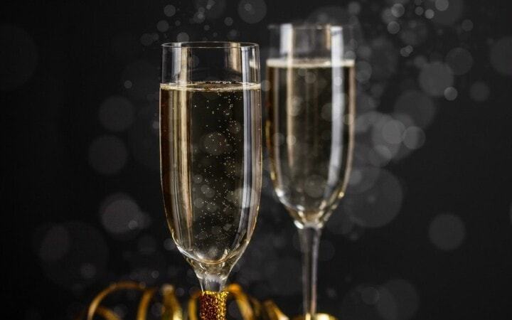 Having a New Year's Eve Party is a great way to stay safe and enjoy the company of good friends. No need to serve dinner, but have food like appetizers and of course drinks.