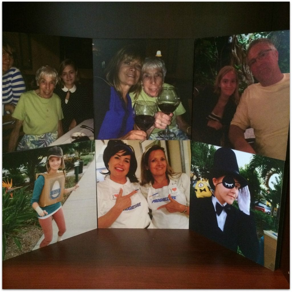 The Sweet Pix app is a really cool way to get your photos from your phone to canvas in no time!