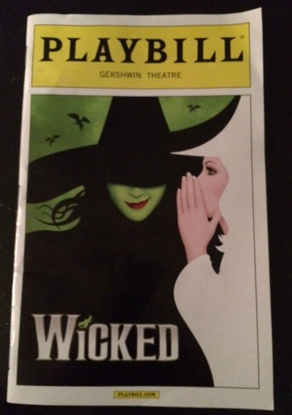 Check out my 5 Reasons to See Wicked on Broadway. It is about the music, the dresses, and simply being on Broadway, but it's also about being in New York City. There is just not a better venue to see a Broadway show. Why? Read on!