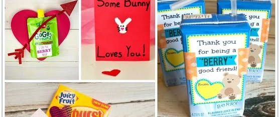 Kids making cards for Valentine's Day? Here are 18 ideas for fun cards! All you need is a quote (or love quote like I love you if it's for mom or dad), these printables, a couple of easy desserts or my Sweetheart surprise cake, and you are all set for that party!