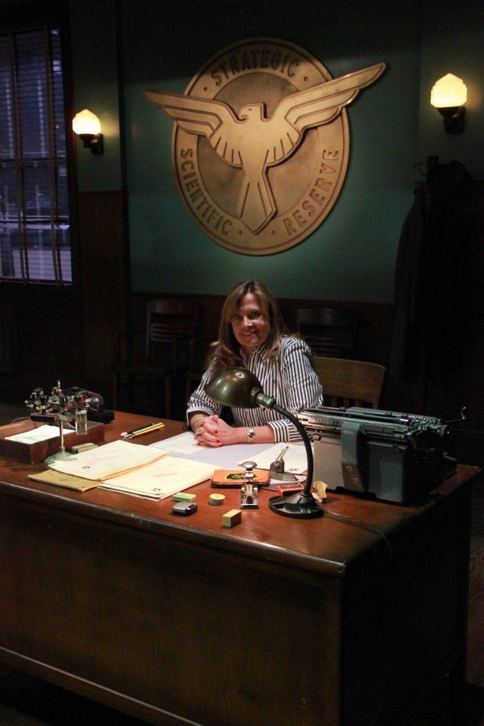 Agent Carter Kelly Stilwell