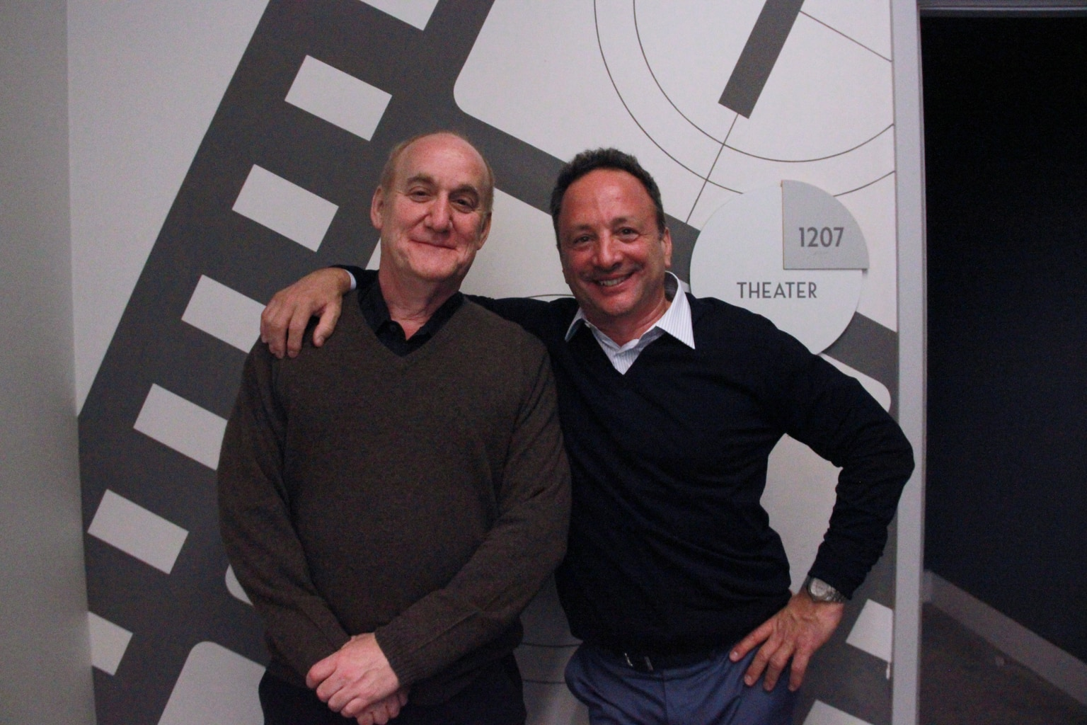 Louis D'Esposito & Jeph Loeb
