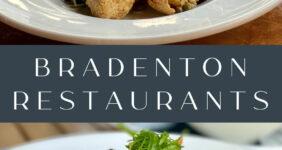 Graphic for Bradenton restaurants