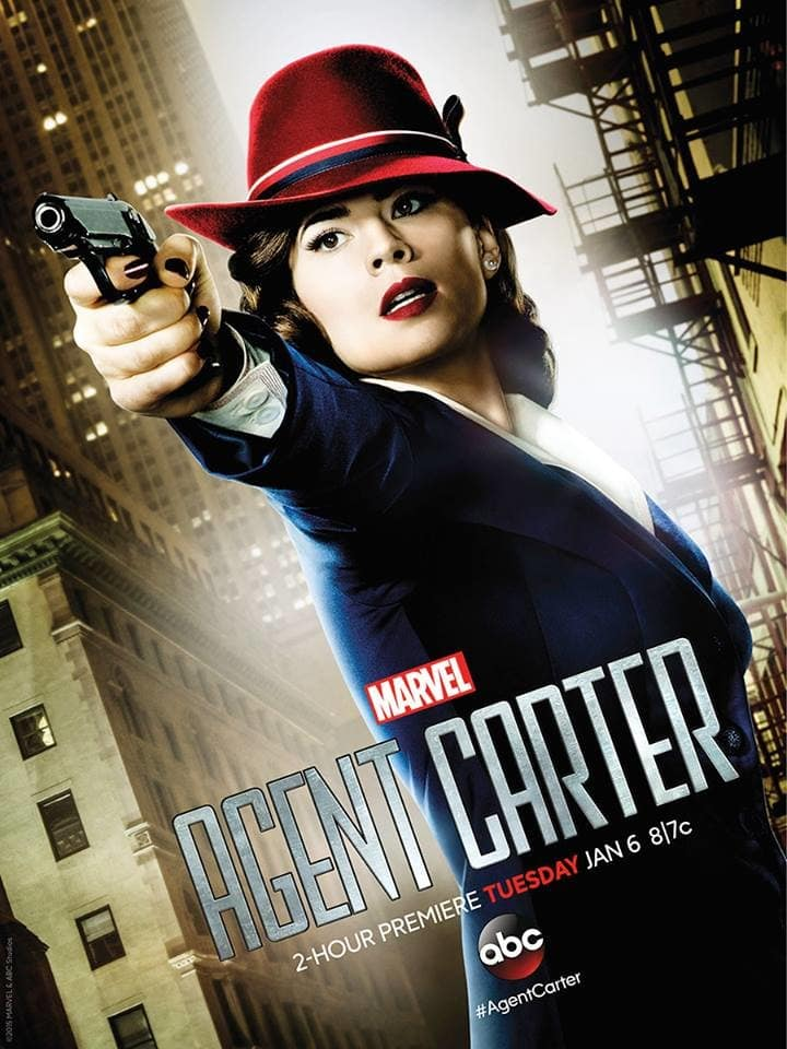 Agent Carter is the new ABC show based on Peggy Carter, Steve Rogers love interest from Captain America.