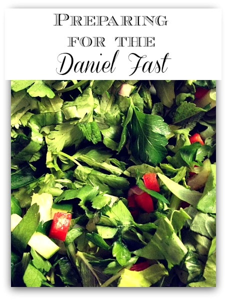 The Daniel Fast is based on what Daniel from the Bible ate. A lot of it is plant based, so you won't be in the kitchen as much. As you aren't eating preservatives and junk, it's said to be a great way to clear your head making preparation for a new year. As it's vegetarian based, it's also gluten free for the most part. Many of the recipes also fit paleo. and you will probably lose a few pounds. Don't forget the spiritual aspect. That's why the Daniel Fast was created.