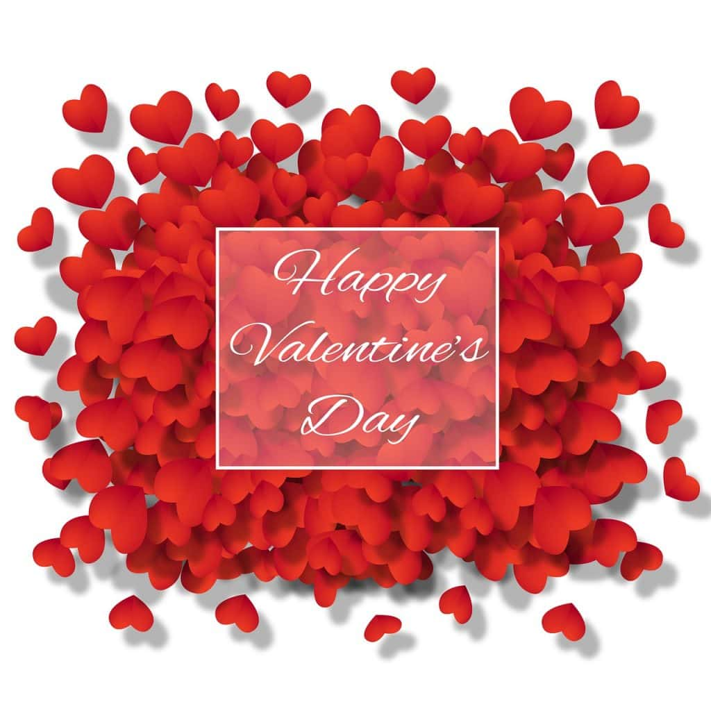 Did you make Valentine's Day crafts when you were in grade school? We used to make mailboxes and then everyone would put their Valentine's Day cards in all the boxes. Did you do it, too?