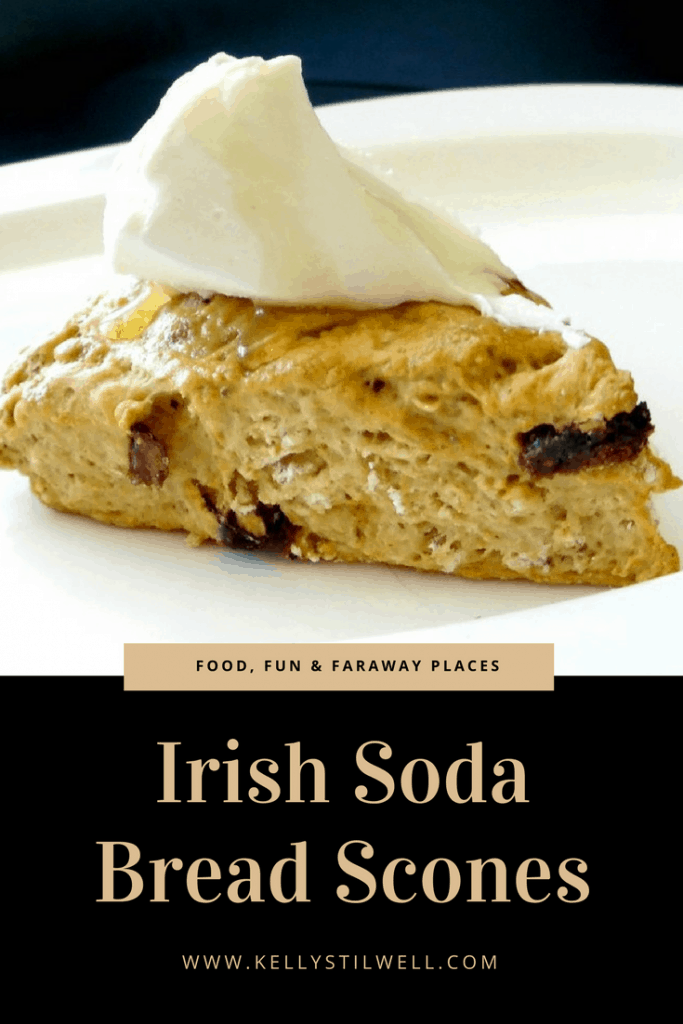 I could eat these Irish Soda Bread Scones every day for breakfast, and they are so wonderful with a cup of tea in the afternoon. People seem to think scones are difficult to make, but they really aren't! You'll love how easy this recipe is to make, and it will quickly become a family favorite.