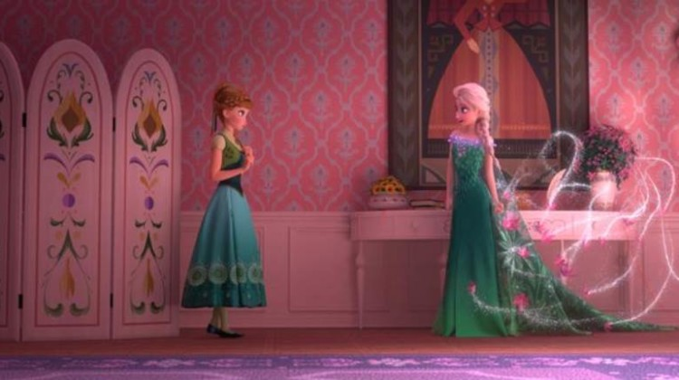 The highly-anticipated follow-up short to the global phenomenon FROZEN can be seen exclusively in theaters with Disney's new live-action CINDERELLA!