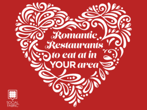 Romance is the air during the month of February as everyone is planning a romantic Valentine's Day dinner, but these romantic restaurants are perfect for any date night! Great food and ambiance is what we are going for! Take a night off from the kitchen! Start with an appetizer and a glass of wine! Enjoy some couple time!
