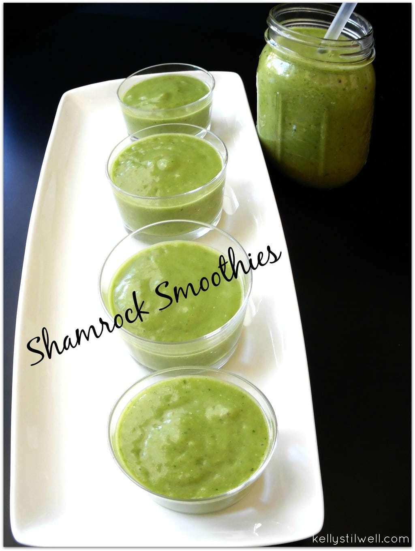 shamrock smoothies