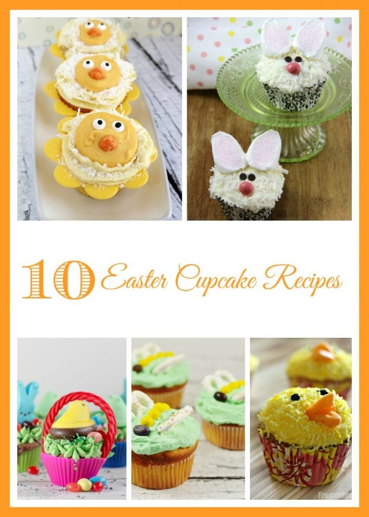 Easter is a fun time to make special treats for the kids (and adults!) Who doesn't love cupcakes? Think how pretty these would look on your Easter table! Making food for a class party? Need recipes? The kids would love these Easter desserts! Don't they just look like spring with all the bright colors? Enjoy!