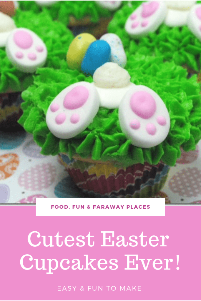 Searching for Easter cupcake recipes? You've found them! Aren't cupcakes just the best dessert? #EasterCupcakes #EasterRecipes #EasterDesserts