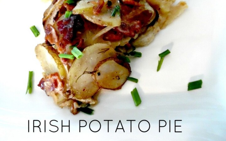 Irish Potato Pie