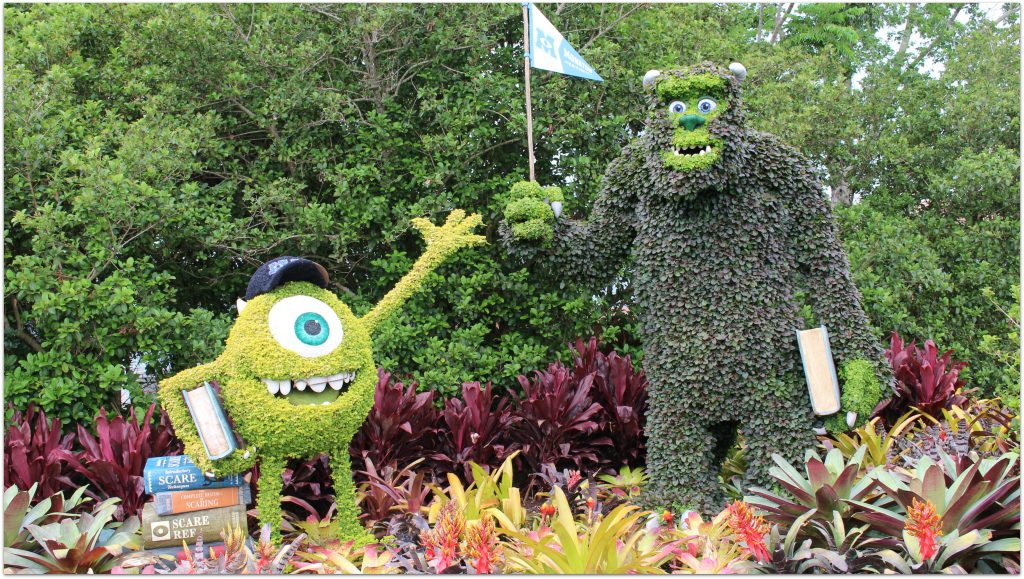 The EPCOT international flower and garden show is so much more than flowers and gardens! With amazing food from around the world, stellar entertainment, and flowers and gardens like you've never seen, this is the event of the season at Walt Disney World.