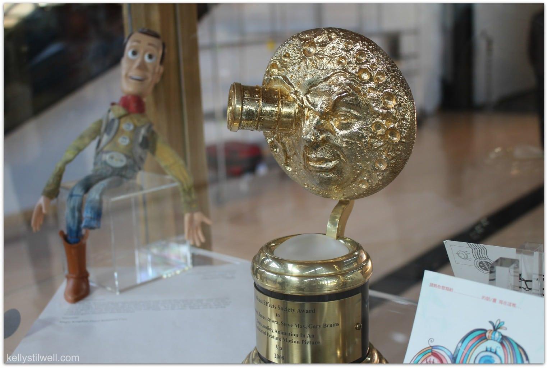 Pixar awards 4