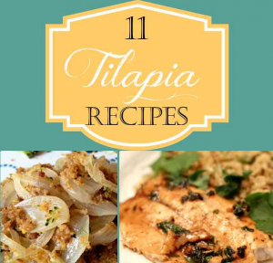 Fish is so healthy, and especially when feeding kids, Tilapia is a great choice as the flavor is very mild. Tilapia is also great source of protein and high in omega-3 fatty acids. You'll find a lot of recipes here including some that have sides like quinoa for a complete dinner.
