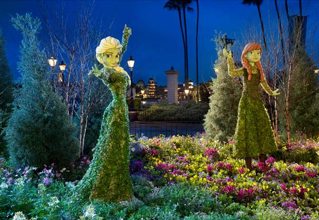 EPCOT International Flower & Garden Festival: