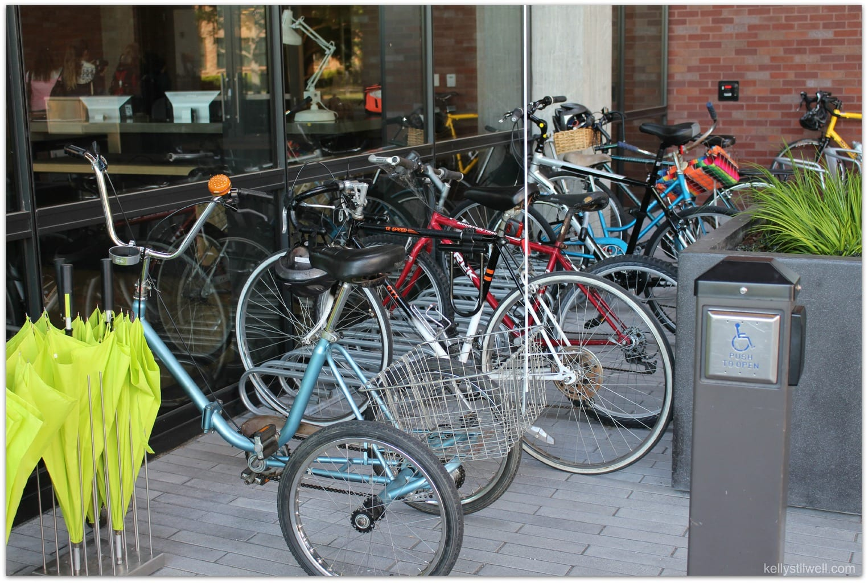 Pixar bikes