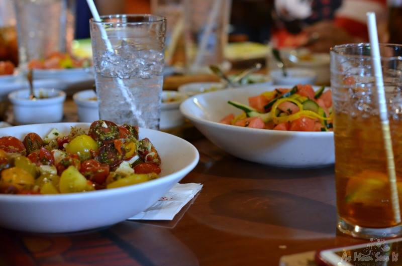 Sanaa is one of the specialty restaurants at Walt Disney World inside the Animal Kingdom Lodge. The food is exceptional, but there is so much more. Sanaa is a wonderful experience!