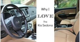 Why I Love the Kia Sedona