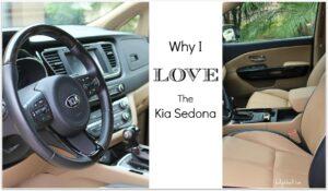 Why I Love the Kia Sedona