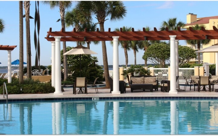 The King and Prince Beach and Gold Resort on St. Simons Island on the coast of Georgia is a fabulous destination for a family vacation or a romantic getaway!