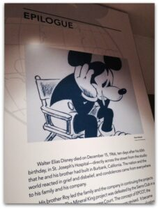 A Walk Through the Walt Disney Family Museum