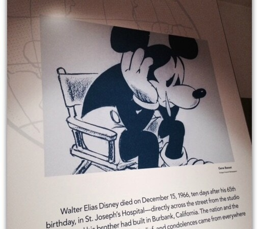 The Walt Disney Family Museum is a must for Disney fans! You'll see the history of Walt Disney and his creations like never before. Put this on your list of things to do when in San Francisco!