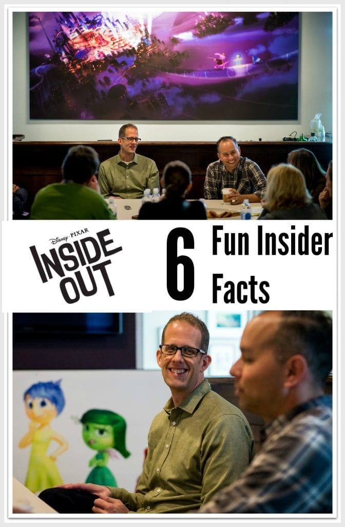 "The ""Inside Out"" Long Lead Press Day, including presentations by Director Pete Docter and Producer Jonas Rivera, as seen on March 31, 2015 at Pixar Animation Studios in Emeryville, Calif. (Photo by Marc Flores / Pixar)"