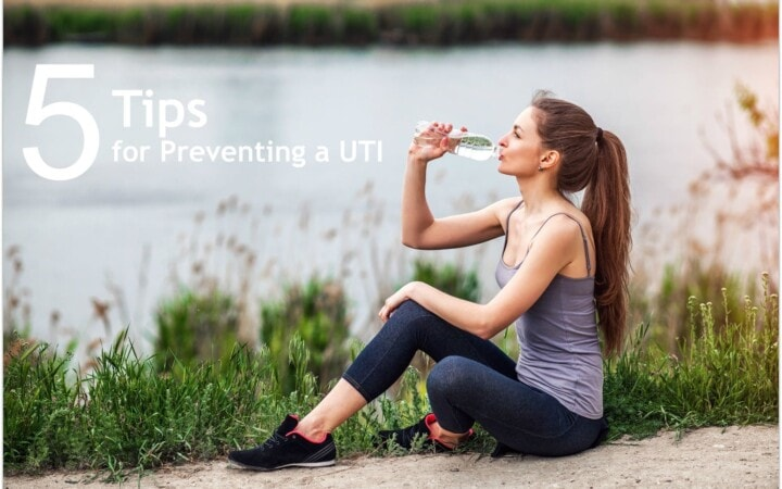 5 Tips for Preventing a UTI