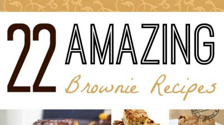 Brownie are one of my favorite foods, and these recipes for 22 desserts featuring brownies will be all you need for your next party! From simple Double Chocolate Homemade Brownies to Brownie Bottom Cheesecake Bars to Whiskey Bacon Brownies, you're sure to find something spectacular to make for your family and friends!