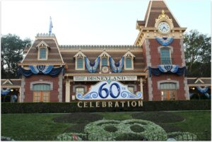 Disneyland 60th Anniversary Diamond Celebration & Giveaways!