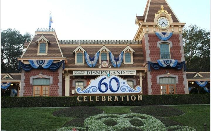 Disneyland diamond celebration