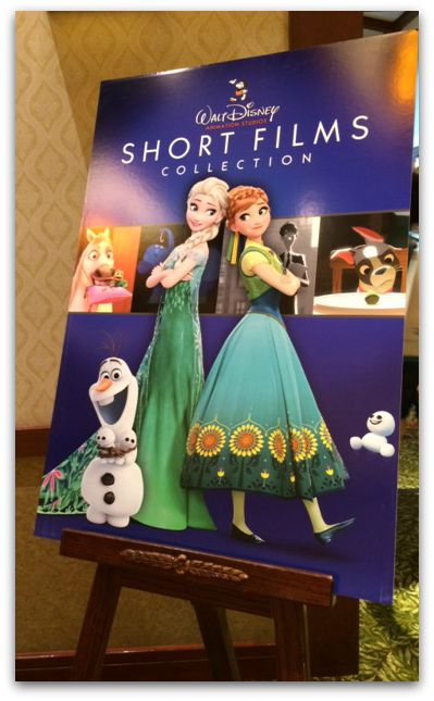 Disney animated shorts collection