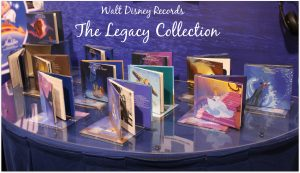 Walt Disney Records The Legacy Collection & Giveaway!