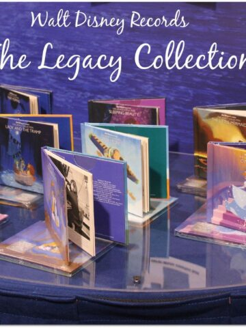 Wlat Disney Records The Legacy Collection