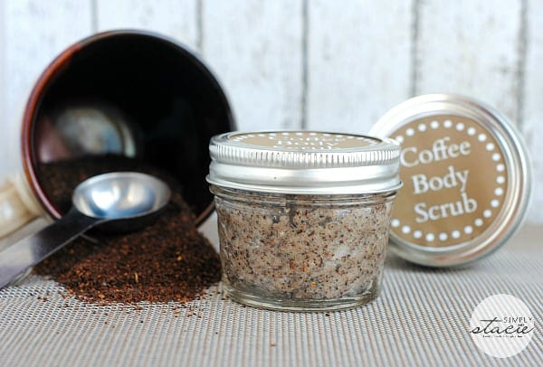 Sugar Scrubs are all the rage right now, and making them with your own ingredients is the way to go! Why buy when you can DIY? Head to the kitchen and whip these up! They make great gift ideas, too! These are easy recipes, so would be great for kids crafts. Get a group together and start your DIY gifts for Christmas!