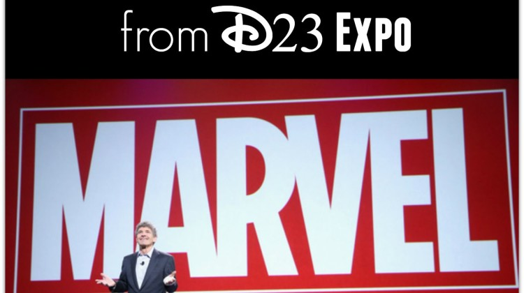 Every two years, Disney holds the D23 Event where new films are announced. This was the live action film presentation. Are you excited about what's to come from Disney, Marvel and Lucasfilm?