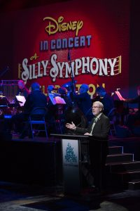 Disney's A Silly Symphony Celebration Live Performance at #D23Expo