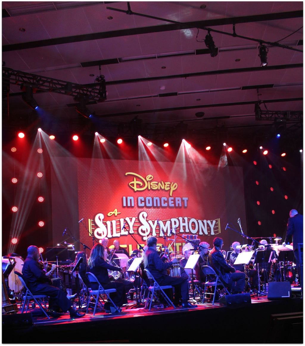 Disney's Silly Symphony Celebration Live Performance