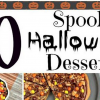 The grocery stores will have Halloween cookies and cupcakes available for you to pick up for that Halloween party, but you don't have to buy when you can DIY these easy recipes! With 50 to choose from, you can head to the kitchen knowing exactly which desserts your family will love! Some of these are perfect for fall, as well. So put up your Halloween decorations, decide on Halloween costumes for the kids, and pick one or two of these to make for that school party! Happy Halloween!