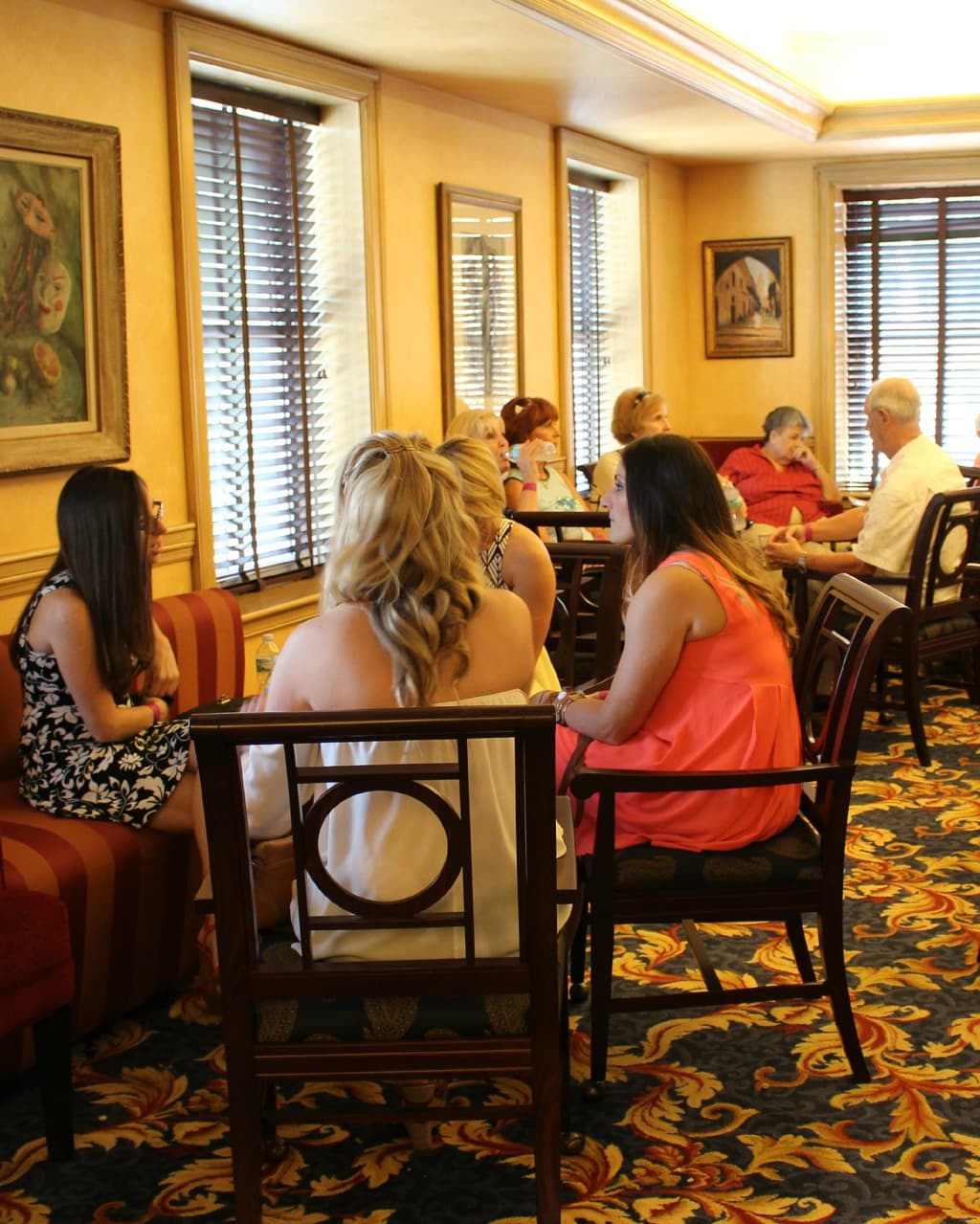 The Taste of Downtown event at the Sarasota Opera House benefitted the Sarasota Youth Opera