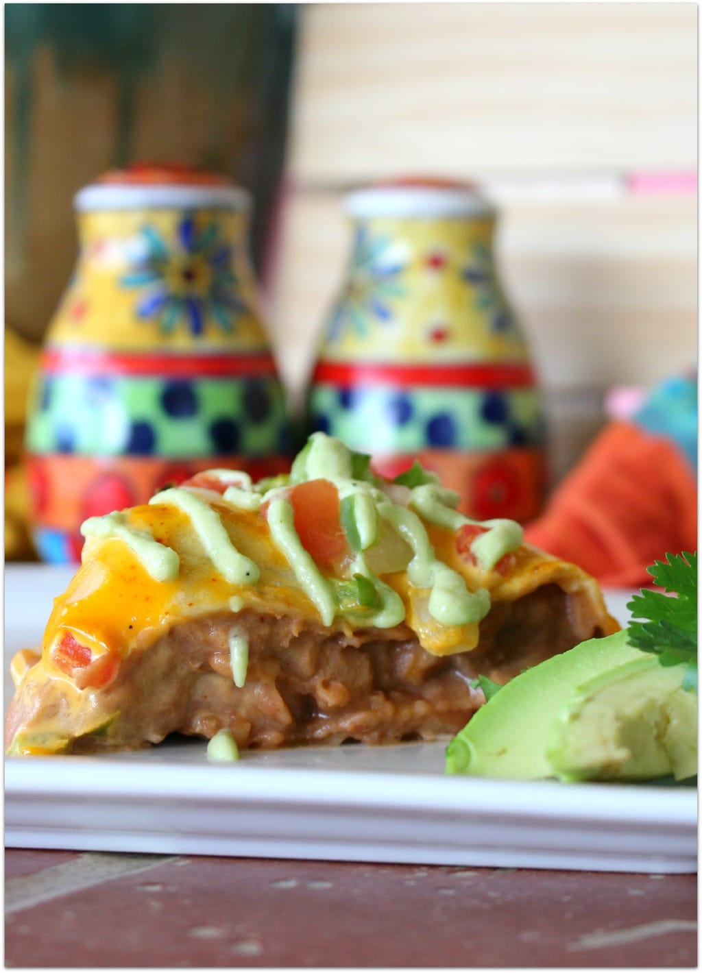 This easy taco bake will become one of your favorite easy recipes! We love Mexican food, and this recipe will be on my regular list for easy meals.