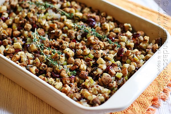 These 23 delicious Thanksgiving side dishes will give you so many recipes to choose from for your Thanksgiving dinner! All you will need is your turkey and dessert and you will be set!