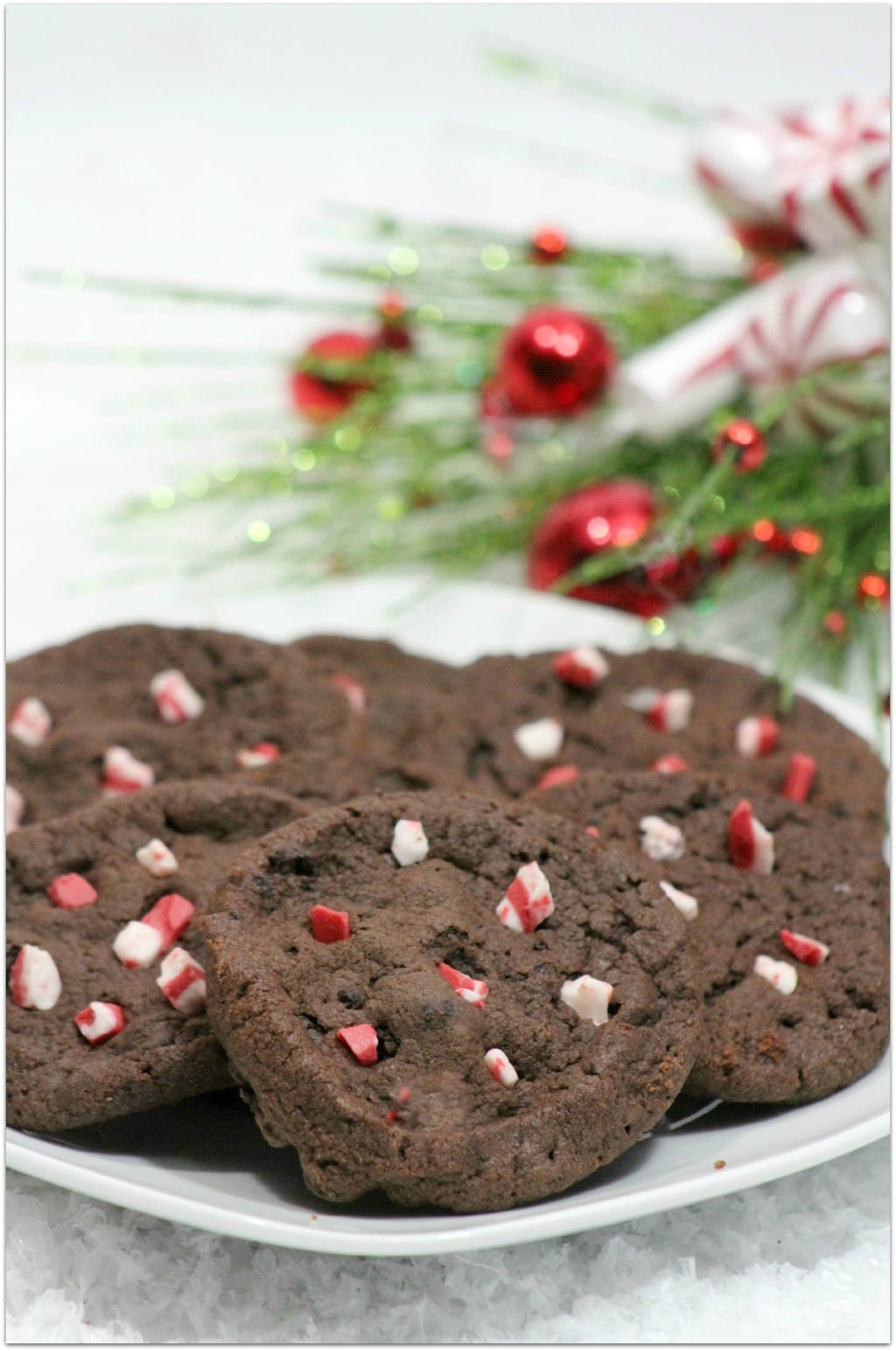 peppermint crunch cookies from bell alimento and mccormick biscoff ...