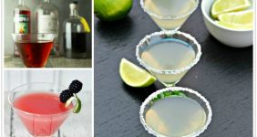 10 New Year's Eve Martini Cocktails