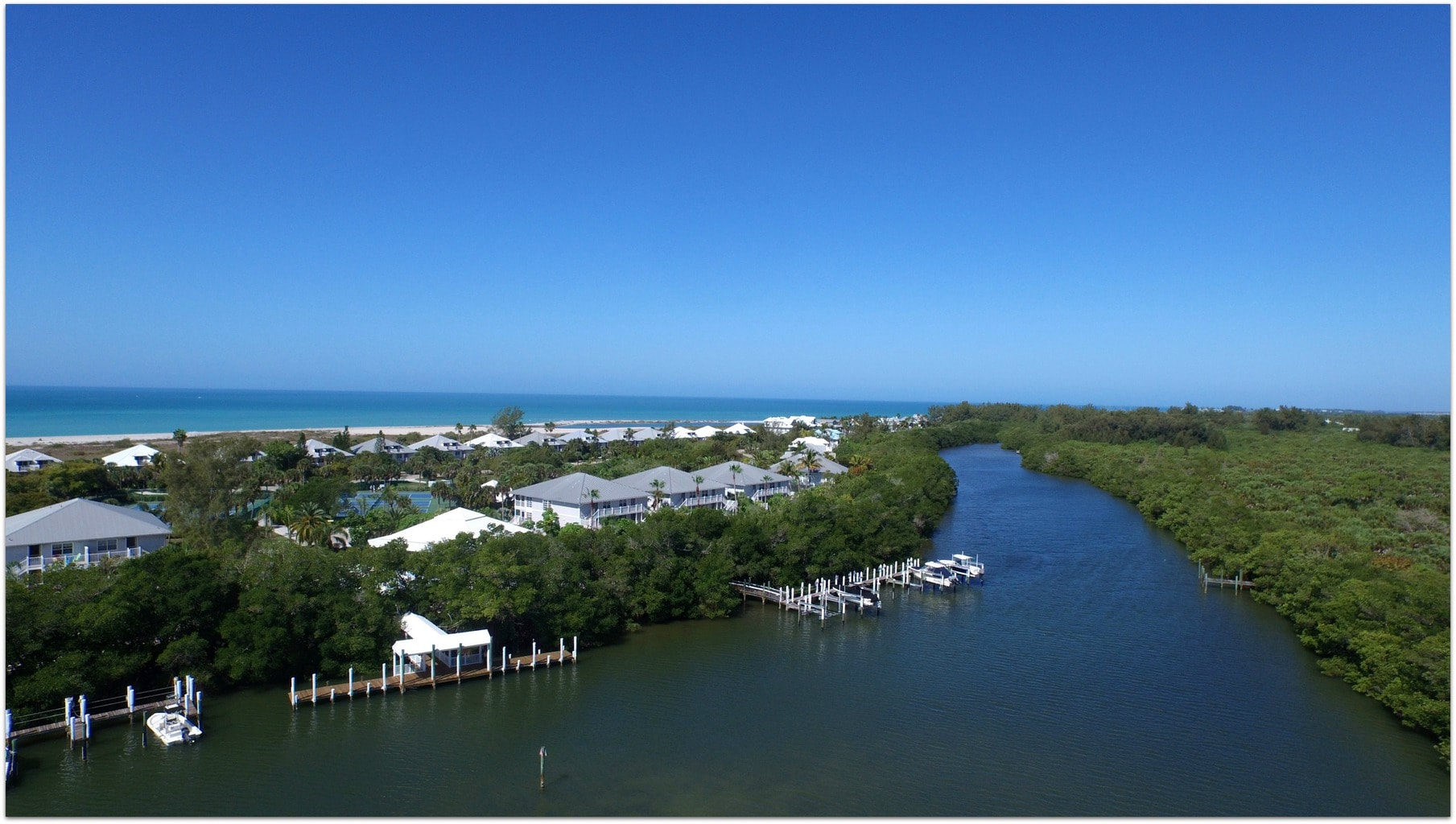 Great foodie finds in Palm Island Florida!