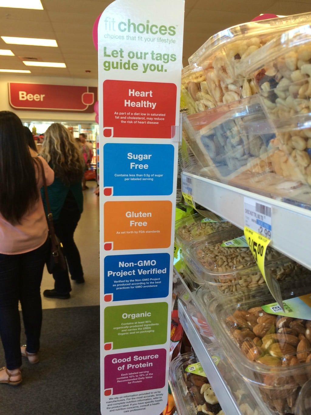 CVS now has more choices than ever before!