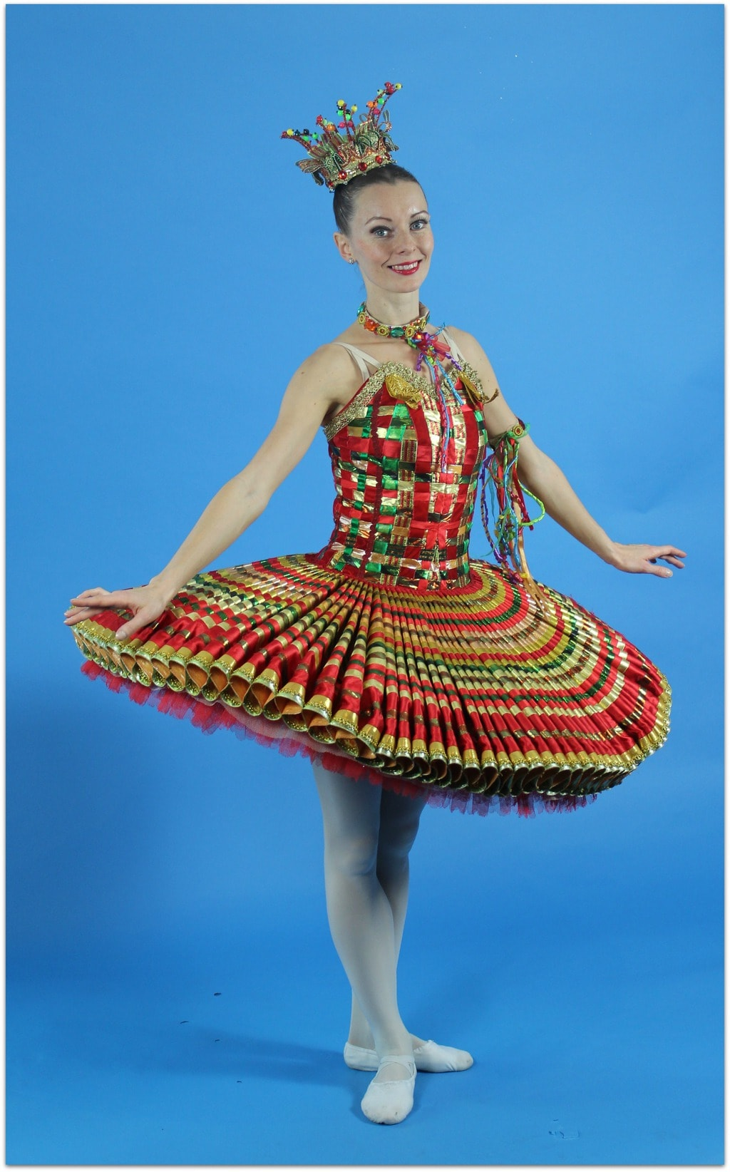 The Great Russian Nutcracker Kissy Doll
