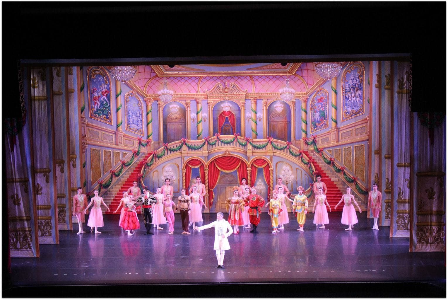 Seeing the Great Russian Nutcracker may become a new family tradition for you!